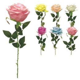 60 Units of Twenty Four Inch Luminous Rose Valentines - Valentine Decorations