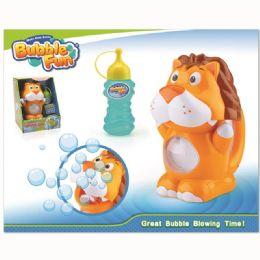 12 Units of Lion Bubble Maker - Bubbles