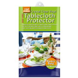 96 Units of Table Protector Sixty Inch Round - Table Cloth