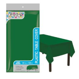 144 Units of Table Cover Forest Green - Party Paper Goods