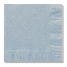 144 Units of Luncheon Napkin Silver Twenty Count - Party Paper Goods