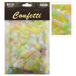 144 Units of Circle Confetti - Streamers & Confetti