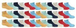 36 Units of Yacht & Smith Children Soft Plush Warm Fuzzy Sock Bulk Pack - Girls Crew Socks
