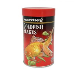 16 Units of Goldfish Flakes Fish Food - Fishing Accessories