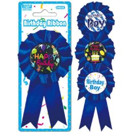 144 Units of Birthday Badge - Party Favors