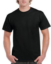 60 Units of Mens Black Color Crew Neck Cotton T Shirt 2nd Quality. Size XL - Mens T-Shirts
