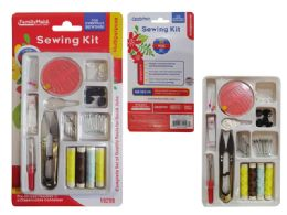 144 Units of 55PC Sewing Kit - Sewing Supplies