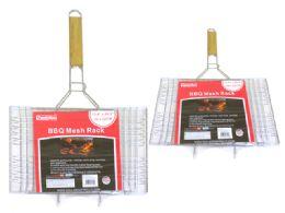 24 Units of BBQ Mesh Rack - BBQ supplies