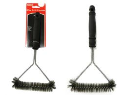 24 Units of BBQ Wire Grill Brush - BBQ supplies