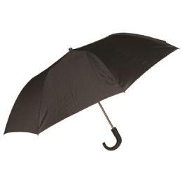 60 Units of Two Fold Umbrella Semi Automatic - Umbrellas & Rain Gear