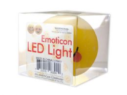 18 Units of Emoticon LED Light - LED Party Supplies
