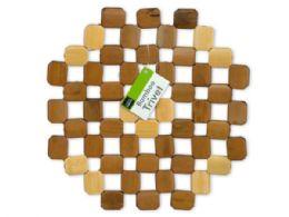 72 Units of Bamboo Trivet - Coasters & Trivets