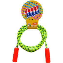 48 Units of Skipping Jump Rope With Pegable Header Card - Jump Ropes