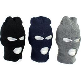 24 Units of Assorted color ski mask - Unisex Ski Masks