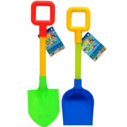 96 Units of Shovel Play Set With Tag - Beach Toys
