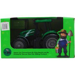 18 Units of Farm Tractor Play Set In Open Box - Magic & Joke Toys