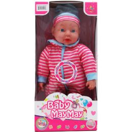 12 Units of BABY DOLL WITH SOUND IN WINDOW BOX - Dolls