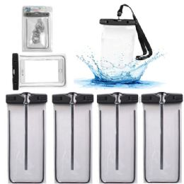 48 Units of Water Proof Phone Bag - Cell Phone Accessories