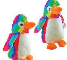 36 Units of Plush Rainbow Penguins - Plush Toys
