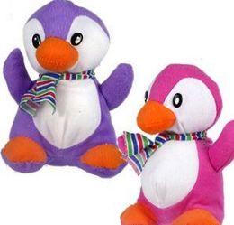 48 Units of Plush Colorful Penguins - Plush Toys