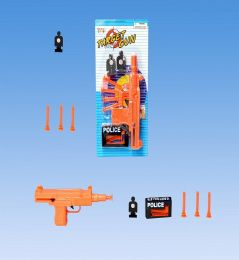 108 Units of Shooting Game Set In Blister Card - Toy Weapons