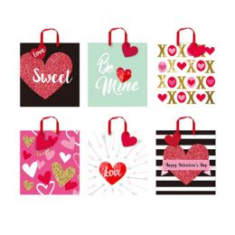 48 Units of Gift Bag Love - Valentine Gift Bag's
