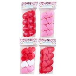 48 Units of Heart Container - Valentine Decorations
