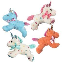 24 Units of Plush Valentine Unicorn - Valentine Decorations