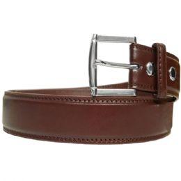 36 Units of Mens Belt In Brown - Mens Belts