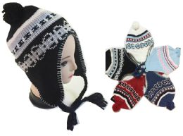 36 Units of Women's Winter Hat in Assorted Colors - Winter Hats