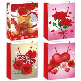 48 Units of Valentines Day Bag - Valentine Gift Bag's