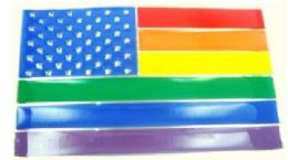 12 Units of Rainbow Flag Belt Buckle - Belt Buckles
