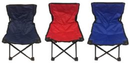 12 Units of Fold able Kids Chair - Camping Gear