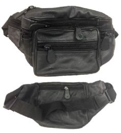 24 Units of Waist Pack Belt Wallet Fanny Pack - Fanny Pack