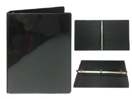 24 Units of 1 Inch Black Binder - Binders