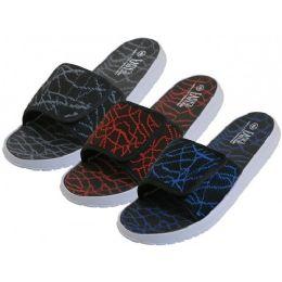 """30 Units of Men's """"real"""" Sport Slide Sandals - Men's Flip Flops and Sandals"""