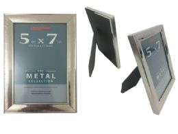 "120 Units of 5""x7"" Metal Photo Frame - Frame"