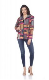 5 Units of Patchwork Handmade Nepal Jackets - Women's Winter Jackets
