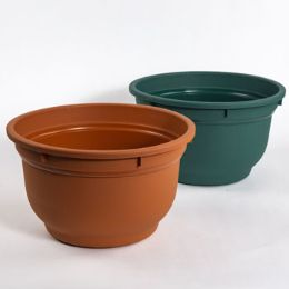 24 Units of Planter Round - Garden Planters and Pots