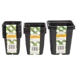 36 Units of Planter Seedling Starter Pots - Garden Planters and Pots