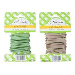 48 Units of Soft Twist Tie - Garden Decor