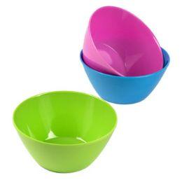 36 Units of Bowl Melamine - Plastic Bowls and Plates