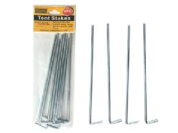 72 Units of 8pc Tent Stakes - Camping Gear