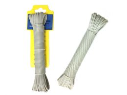96 Units of Clothseline 20m Pvc - Rope and Twine