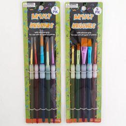 48 Units of Artist Brush - Paint, Brushes & Finger Paint