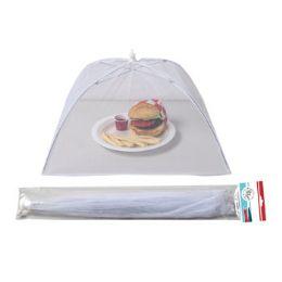 72 Units of Food Umbrella Mesh Cover - BBQ supplies