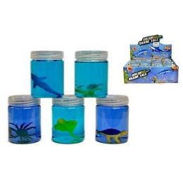24 Units of SEA LIFE SLIME JAR - Slime & Squishees