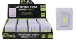 24 Units of Small LED Light Switch - Night Lights