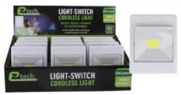 24 Units of Led Cordless Light Center Switch - Night Lights