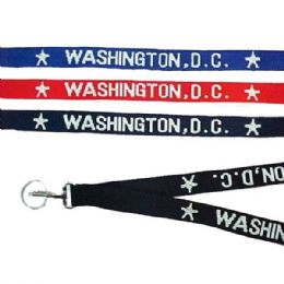 48 Units of WASHINGTON DC LANYARD - Id card